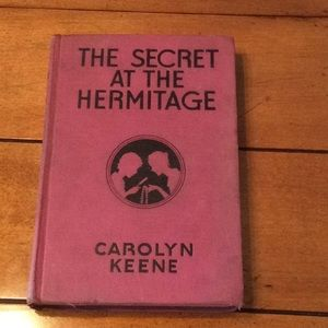 Carolyn Keene 1936 The Secret at the hermitage